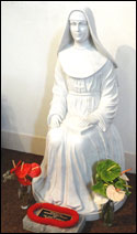 Sr. Mary Ann Cope Statue